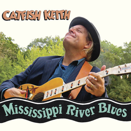 Mississippi River Blues – CD – catfish